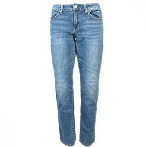 AE skinny jeans 12 short